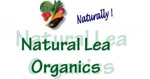 Natural Lea Organics logo