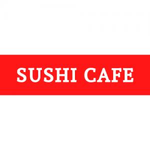 Sushi Cafe Blagdon Logo